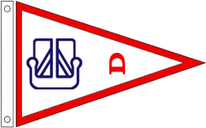 Dufour Association Burgee